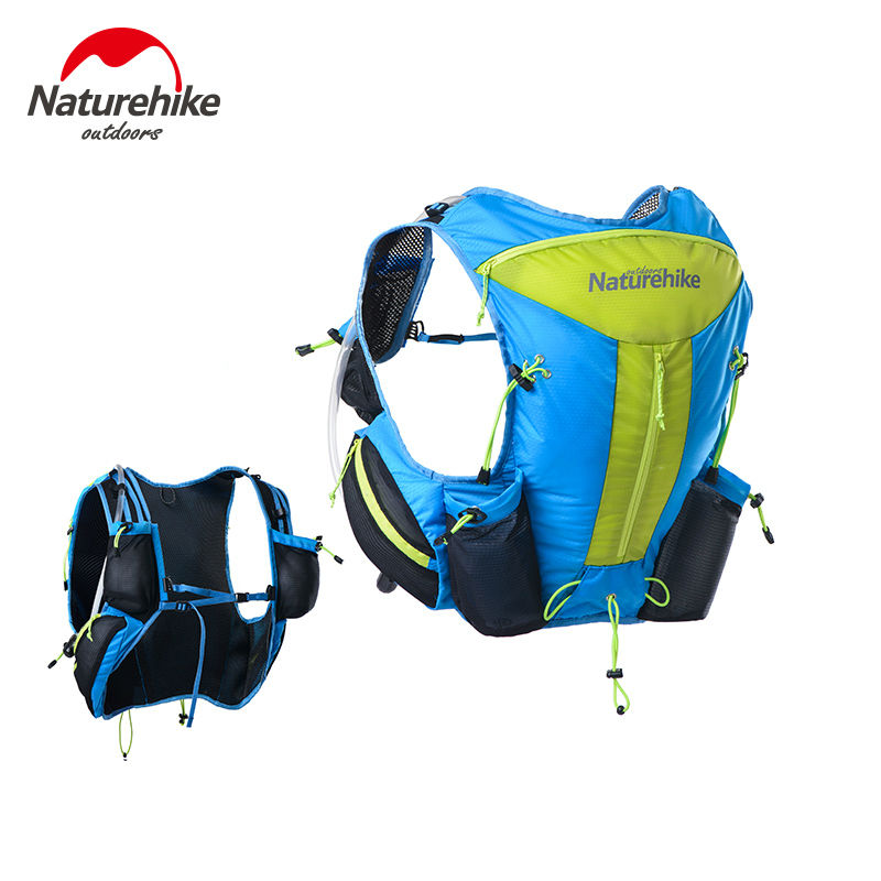 Naturehike Nylon Lightweight Men Outdoor Bags Women Travel Backpack Water Bag Rucksack For Cycling Hiking Running Marathon matador mp 44 elite 3 185 55 r15 82h
