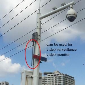 Image 5 - 2.4g wifi antenna  omni fiberglass base station antenna outdoor roof monitoring system wireless wifi signal coverage