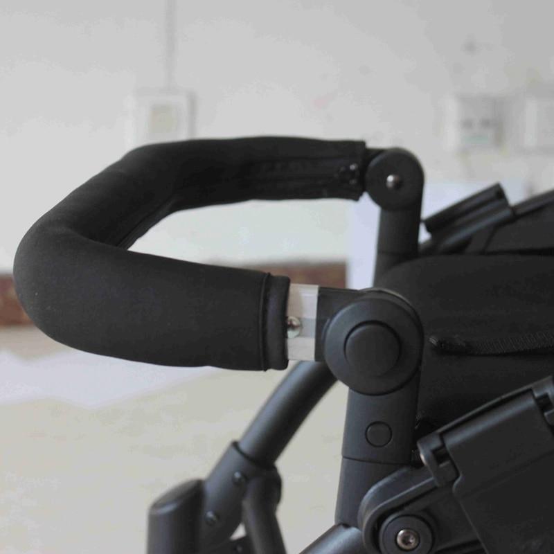 2019 Baby Stroller Armrest Stroller Bumper Bar Baby Carriages Pram Adapters For YOYA YO/YO YUYU Baby Stroller Accessories