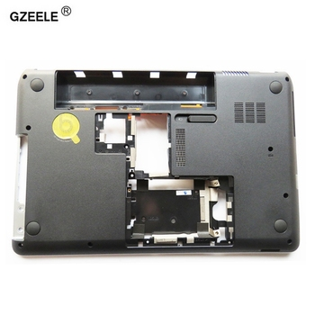 GZEELE New laptop Bottom case cover For HP Pavilion Envy DV6-7000 DV6-7100 DV6-7200 DV6-7300 682051-001 707924-001 replace shell gzeele new base for hp for pavilion 17 3 inche g7 2000 g7 2030 g7 2025 g7 2226nr laptop bottom case cover 685072 001 lower shell