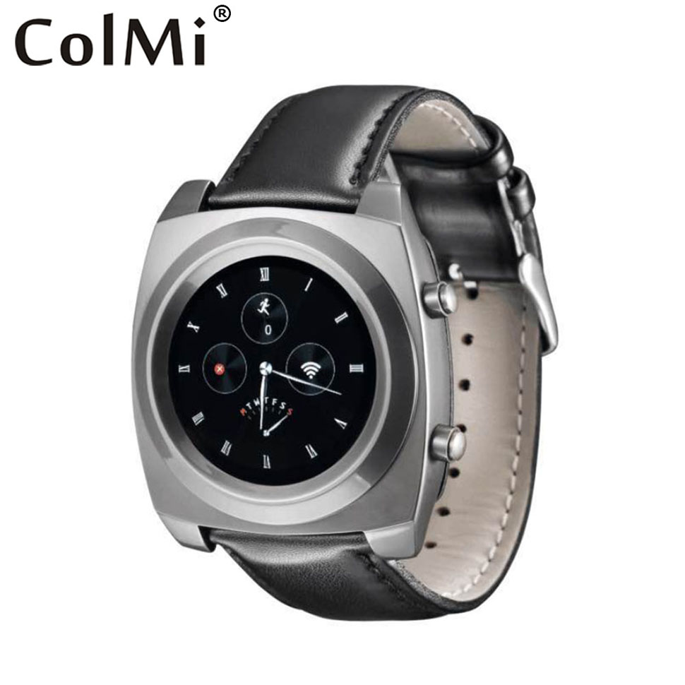 ColMi font b Smartwatch b font VS75 MTK2502 Heart Rate Tracker IPS 240 240 Pixel Support