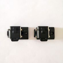 Freies Verschiffen 1 paar Original AUA Faser Mantel Schellen Faser Halter für AUA A 81S A 80S FS 60E FS 60F FS 60C Fusion Splicer