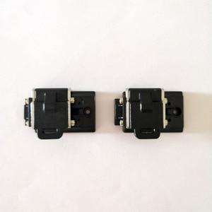 Image 1 - Livraison gratuite 1 paire Original AUA fibre gaine pinces porte fibres pour AUA A 81S A 80S FS 60E FS 60F FS 60C Fusion épisseuse