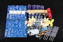 Ljm high end amplificador kit diy l6 áudio kit amplificador de potência stero 1943 5200 2 canais