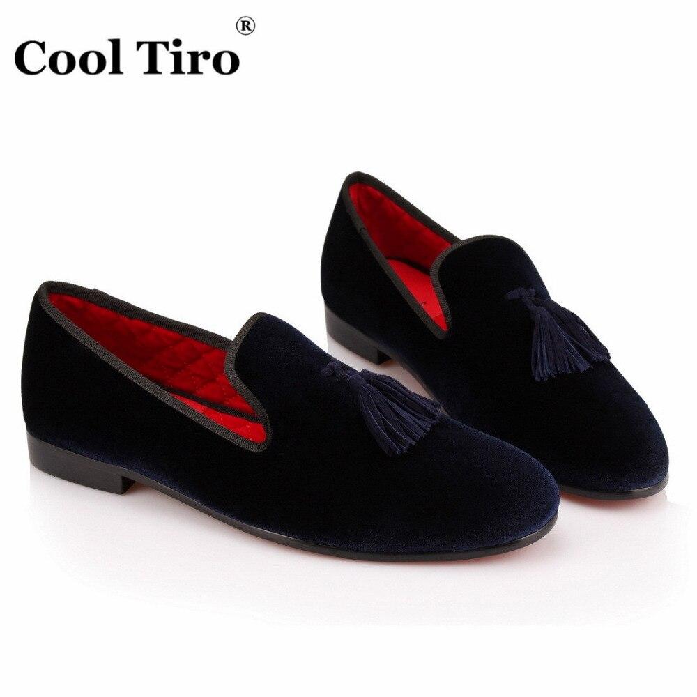 COOL TIRO Handmade Slippers Loafers