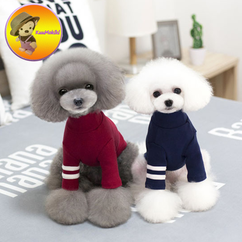 New Arrival six Colors England Style gentleman Puppy Uniform Suit Dog Dogs Clothes pets clothing Pet dog shirt cat shirts