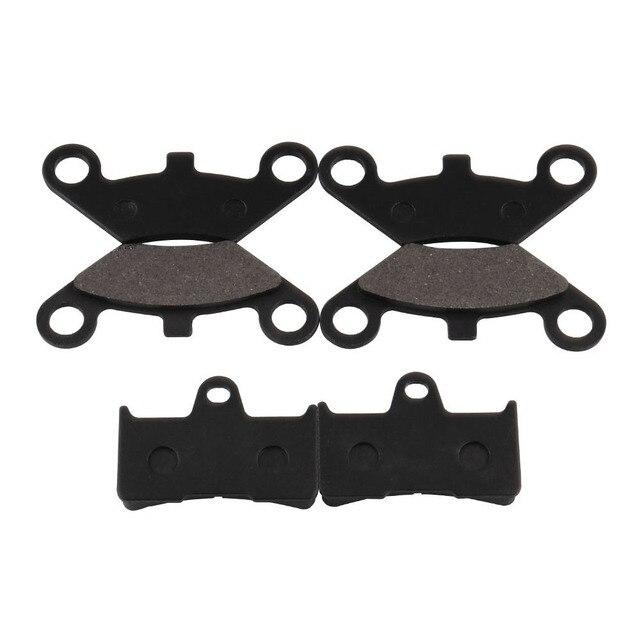 6 Stuks Motorfiets Onderdelen Remblokken Universal Atv Voor En Achter Schijfremmen Motorfiets Remblokken Motorfiets Accessoires