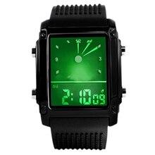 Women's Men's Digital LED Chronograph Silicone Band Quartz Sport Wrist Watch  все цены