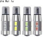 2x T10 W5W Car LED S...