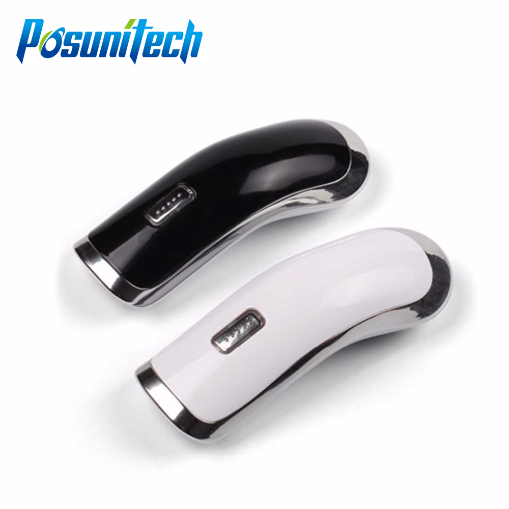 Wireless Bluetooth Barcode Scanner M2 Support 1D 2D QR CCD LED Light 2.4G 10m Wireless USB Bar Code Scanners 2d wireless barcode area imaging scanner 2d wireless barcode gun for supermarket pos system and warehouse dhl express logistic
