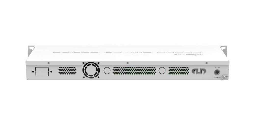 MikroTik Network Switch CSS326-24G-2S+RM 24 port Gigabit Ethernet with 2  SFP + ports, Intelligence network management