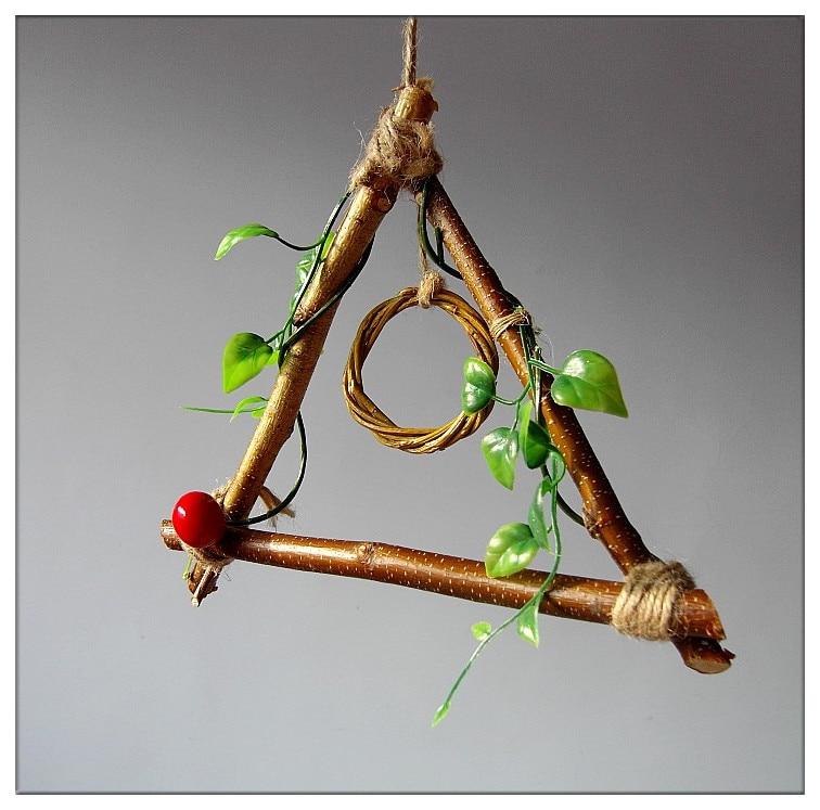 Vida Simple vintage creativo decorativo colgante de arte hechos a mano regalo de