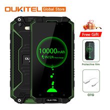 "Oukitel K10000 Max IP68 Waterproof Dustproof Shockproof Mobile Phone Android 7.0 MT6753 Octa Core 3GB RAM 32GB ROM 5.5"" 10000mAh(China)"