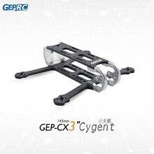 Набор рамок для дрона серии GEPRC GEP-CX, 145 мм, 3 дюйма, рамка/115 мм, 2 дюйма, комплект с крошечной рамкой и рамой CX, аксессуары для гоночного дрона FPV