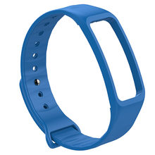 4 Fashion V05C 16MM Silicone Band Strap Buckle Smart Wristband Running Sport Watch Band New M40995 181010 jia(China)