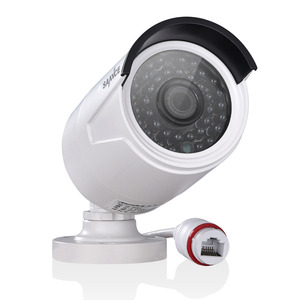 Image 4 - SANNCE 4CH NVR CCTV ビデオ監視キット 4 個 2.0 MP 防水 IP カメラホームセキュリティ CCTV カメラシステム 1080 1080P POE