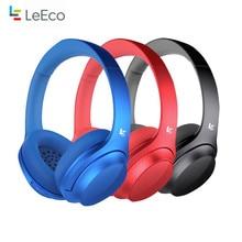 Original letv leeco c50 bluetooth 4.1 auriculares diadema con micrófono inalámbrico 50mm gran impulsor headohones csr8645 apt-x/aac auricular