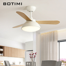 Botimi Modern Led Ceiling Fan For Low Ceiling Reversel Function Ceiling Fans With Lights Remote Contral Cooling Vantilator Buy Inexpensively In The Online Store With Delivery Price Comparison Specifications Photos