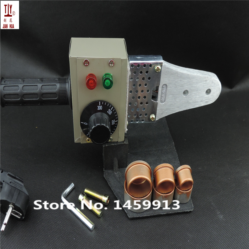 1 Set Temperature Controled Paper Box Plastic Welder 20-32mm 220V 600W Hot Melt Machine, Ppr Pipe Welding Machine