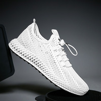 Men's breathable and comfortable casual shoes fashion men's canvas shoes with wearable men's sports shoes