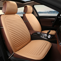 In Front Of A Single Piece Of Thin Linen Car MATS Single Bridge With Backrest Winter