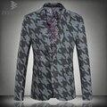 Brand Clothing Men Suit Jacket Casaco Terno Masculino Blazer Cardigan Jaqueta Slim Fit 5XL Homme Wedding Suits Jacket