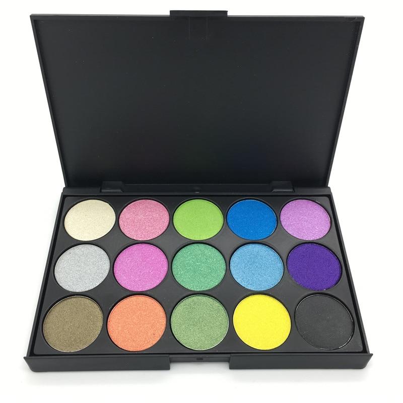 2016 <font><b>Hot</b></font> Sale Professional Eye Shadow Makeup 15 Earth Color Gitter & Shimmer Pigment <font><b>Eyeshadow</b></font> <font><b>Palette</b></font> <font><b>Nude</b></font> Naked Cosmetic