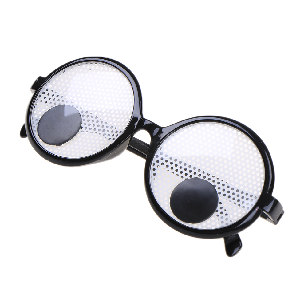 1pcs funny favor googly eyes goggles shaking eyes glasses toys for