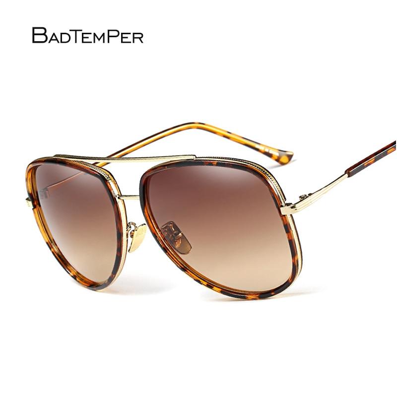 High-Quality Square Luxury Gradient Lens Sunglasses Men Women Brand Designer Sun Glasses Retro Eyewear Oculos De Sol Masculino
