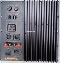 Super power 1000W active subwoofer amplifier board ,low pass filter subwoofer ,subwoofer power amplifier