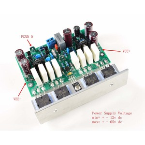 Image 3 - Lusya 2 Chiếc HI Cấp L20 VER 10 Stereo Bộ Khuếch Đại Công Suất Thành Ban 200W 8R Với Góc Nhôm d2 011