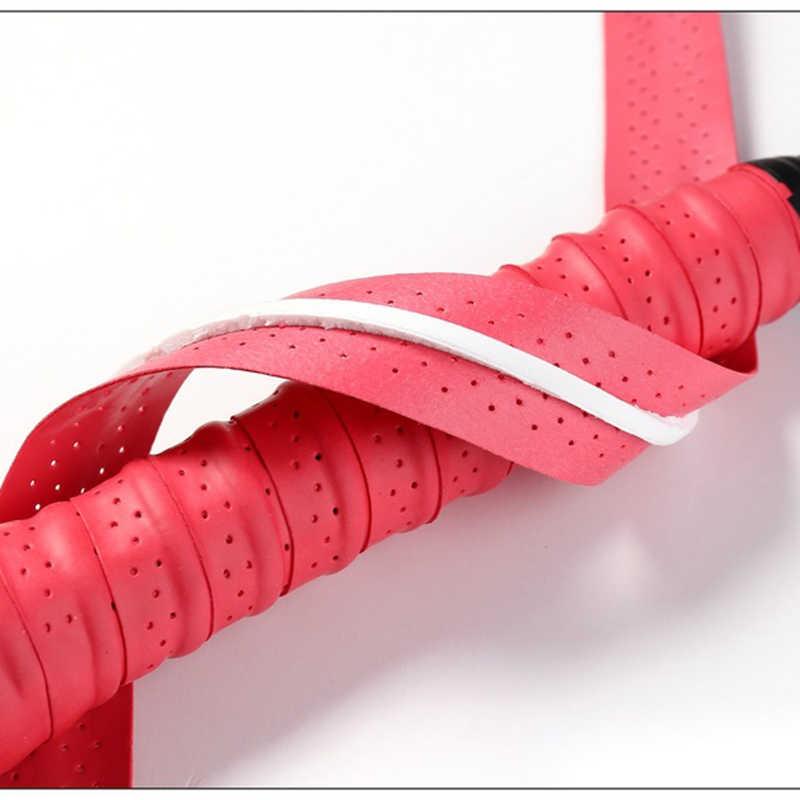 Anti-slip Breathable Sport Over Grip Sweatband Tennis Overgrips Tape Badminton Racket Grips Sweatband