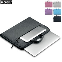 Hot Casual Laptop Briefcase Bag For Macbook AIR Pro Retina 11 13 15 Inch Notebook Handle