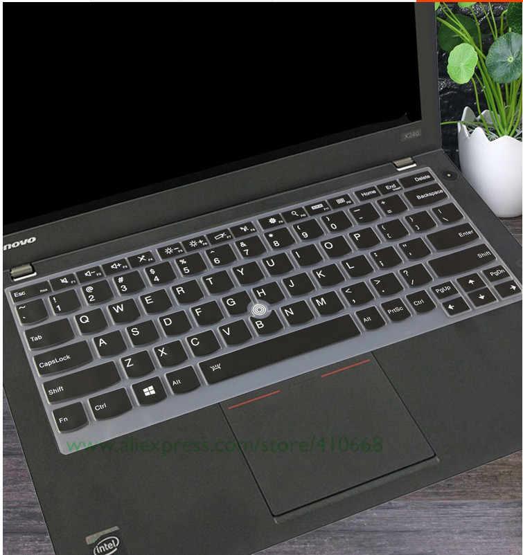 الملونة سيليكون الكمبيوتر المحمول لوحة المفاتيح غطاء حامي لينوفو اليوغا 370X380 13 13.3 بوصة دفتر