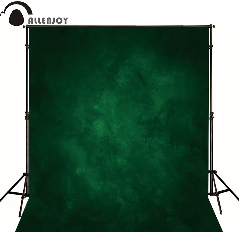 Allenjoy Thin Vinyl cloth photography Backdrop green Background For Studio Photo Pure Color photocall Wedding backdrop MH-068 allenjoy thin vinyl cloth photography backdrop red background for studio photo pure color photocall wedding backdrop mh 052