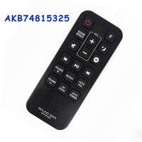 New Original Genuine AKB74815325 Remote Control For LG Sound Bar System Remote Control Fernbedienung