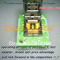 PC7477G 100 REV A Programmer Adapter QFP100 DIP32 IC51 1004 814 18 Adapter IC SOCKET IC