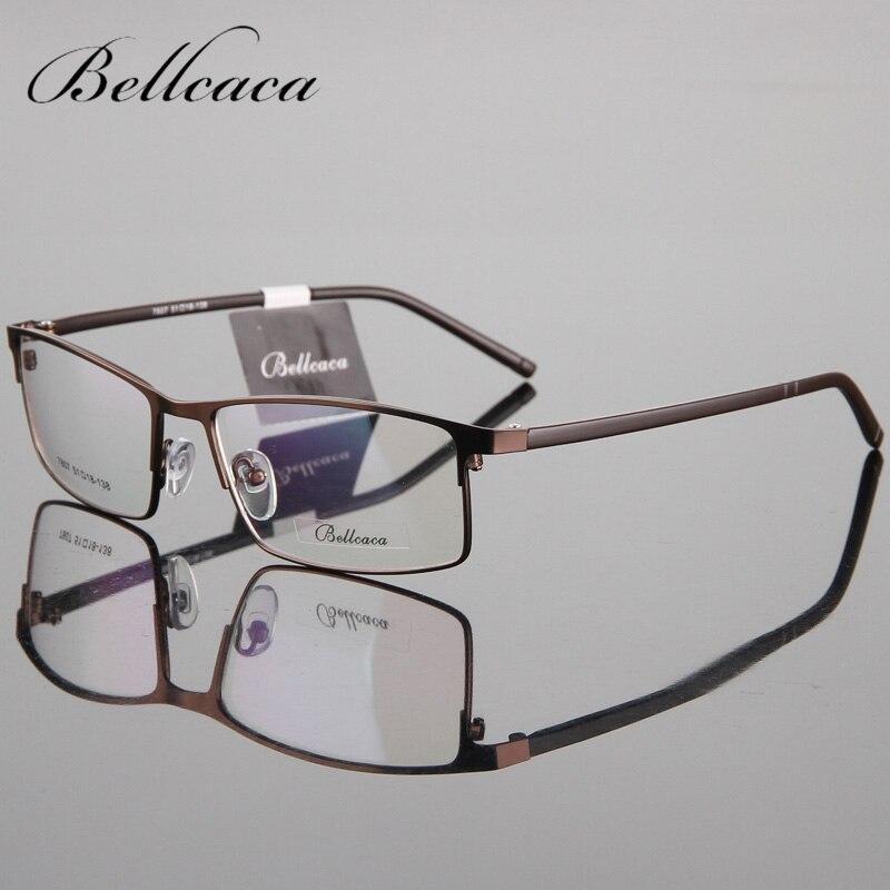 Bellcaca gafas ojo Gafas espectáculo Marcos hombres ordenador óptico ...