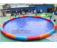 Hot Sale Summer Inflatable Swimming Pool for children PVC inflatable pool