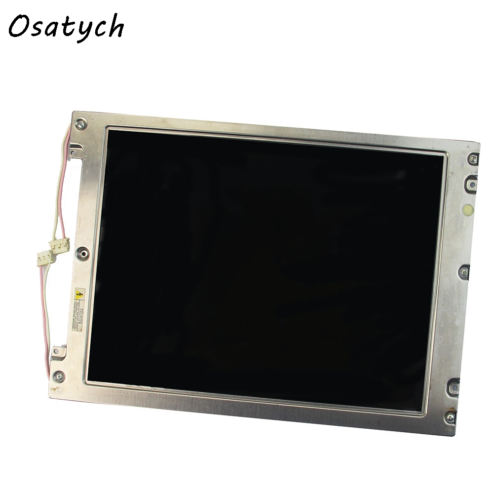 Used 90% New 10.4 Inch <font><b>640x480</b></font> TFT <font><b>LCD</b></font> for TOSHIBA LTM10C209H LTM10C210 LTM10C209A Screen Display image