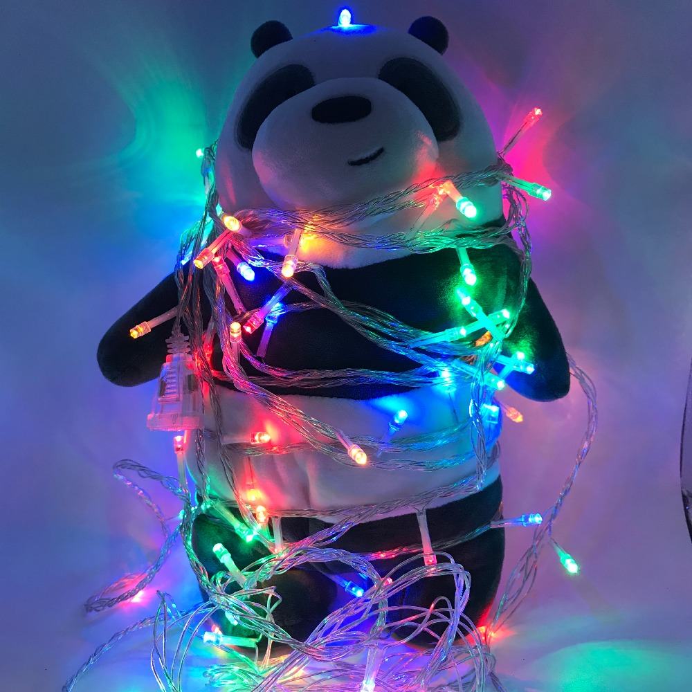 Outdoor Festive Lights Aliexpress buy 10m 20m 30m 50m lighting strings christmas aliexpress buy 10m 20m 30m 50m lighting strings christmas lighting outdoor festive lights rgbwarm whitewhiteblueredgreenpurple color from workwithnaturefo