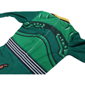 Image 5 - Green Ninjago Costume Kids Boys Jumpsuits Children Halloween Christmas Costume for Kids Fancy Party Clothes Ninja Costume Suits
