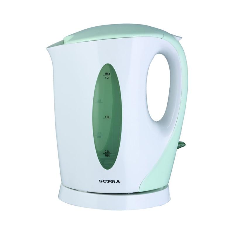 Electric Kettles SUPRA KES-1702 pistachio чайник supra kes1702 pistachio