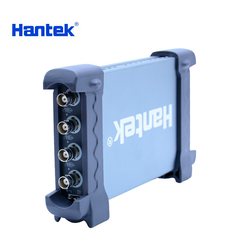 Hantek PC USB Oscilloscope 6254BC PC 4 Canaux 250 mhz 1GSa/s waveform record et replay fonction 64 k mémoire Profondeur D'origine