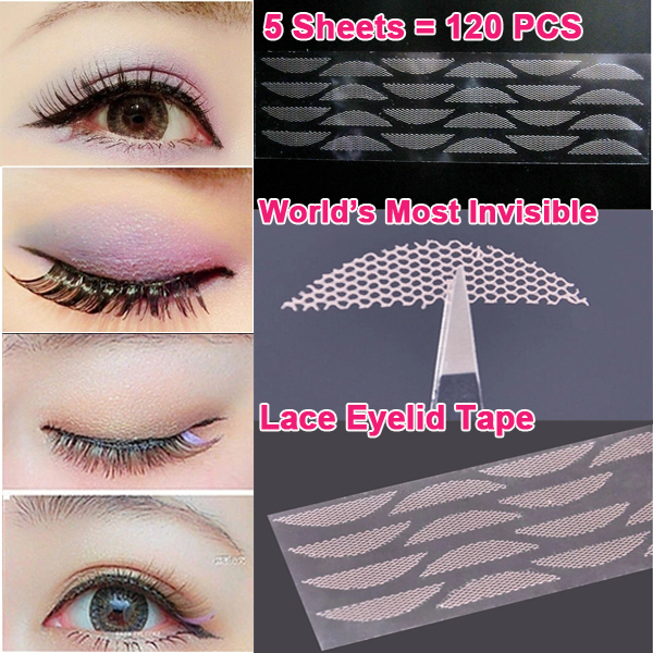 2015 New World S Most Invisible Double Eyelid Tape