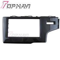 Topnavi TN HO 044 Quality Radio Fascia Interface Dash Trim Installation Kit for HONDA FIT JAZZ 2013 (RHD) Stereo|Fascias|Automobiles & Motorcycles -