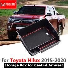 Полка для мелочей автомобильный органайзер для Toyota Hilux SR5 Hilux REVO AN120 AN130 120 130 2015 2016 2017 2018 2019 2020