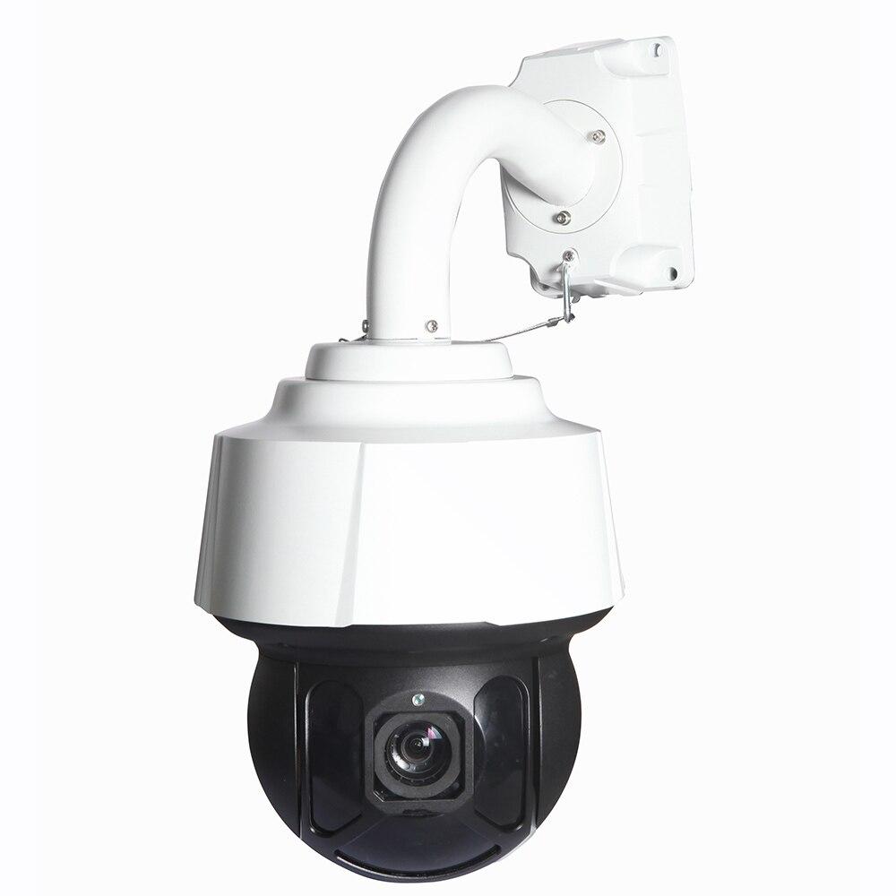 CCTV de Sécurité IP HD 1080 p Haute Vitesse Dôme PTZ Caméra 4.6-165mm Lentille 36X optique Zoom IR 280 m Longue Distance IP66 Étanche