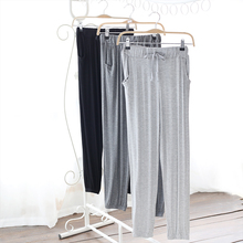 New Cotton Summer Joggers Women Pants Casual Harem Pants Drawstring Elastic Waist Pants Plus Size Women Trousers Sweatpants D7 plus size women plaid pants 2019 spring new streetwear style drawstring waist harem pants lining mesh pockets design capri pants
