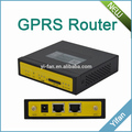 F3127 one Lan one Serial port small size compact  Industrial gsm gprs router for ATM Vending Machine